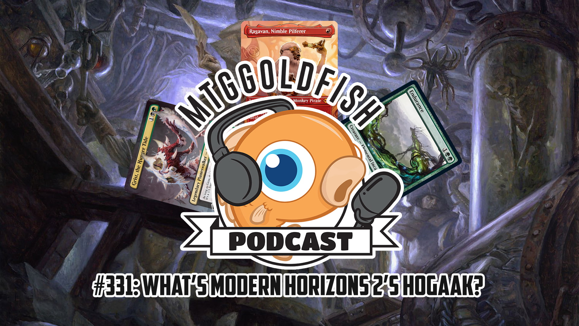 Image for Podcast 331: What Is MH2's Hogaak?