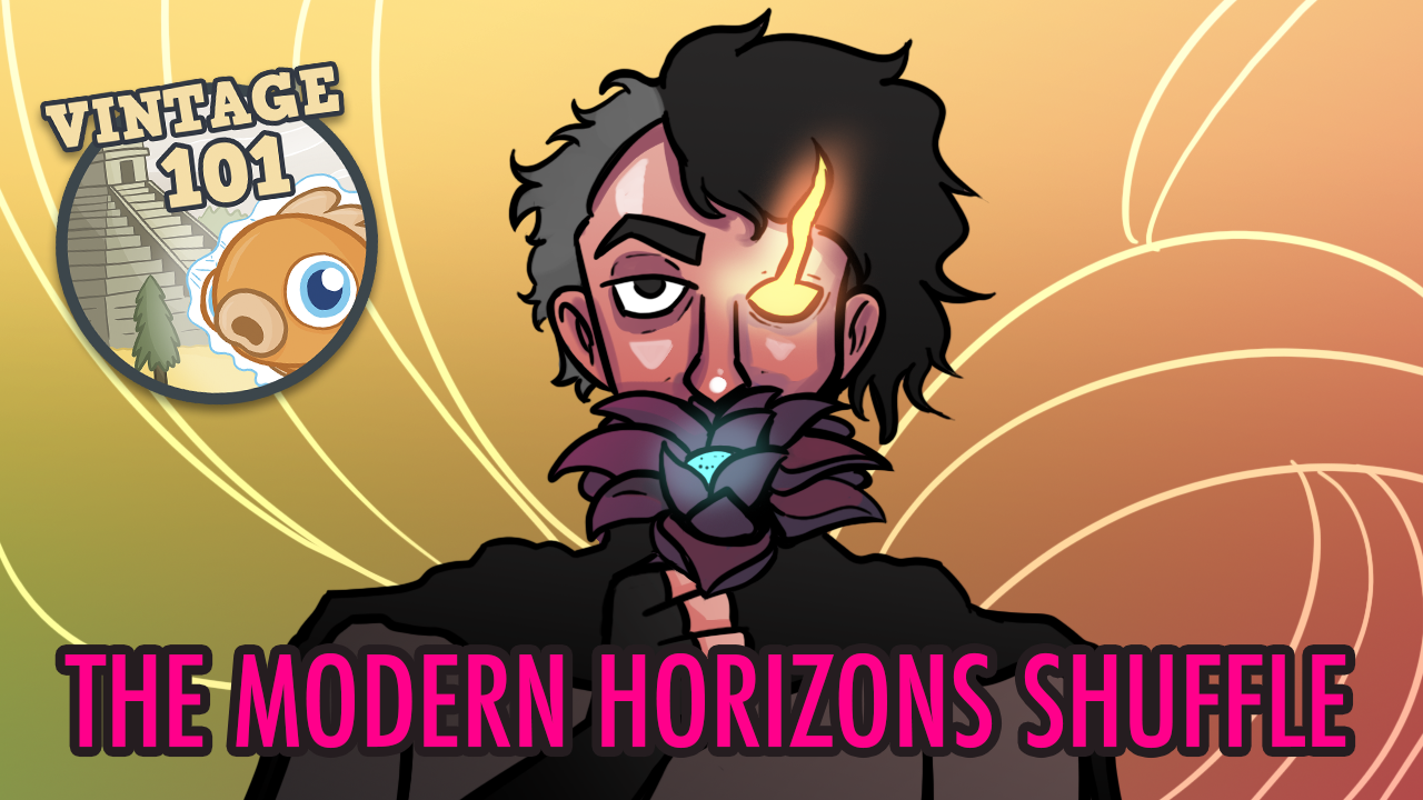 Image for Vintage 101: The Modern Horizons Shuffle
