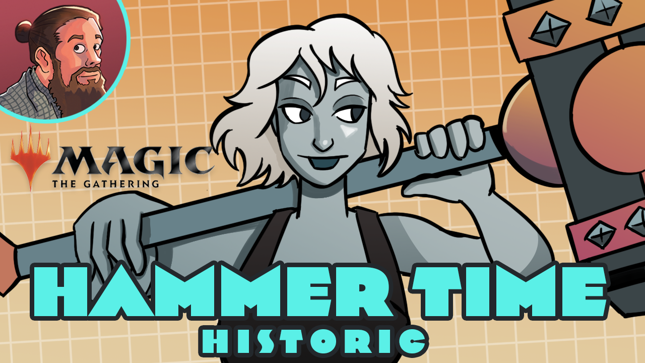 Image for Budget Magic: Historic Hammer Time (2 Mythics / 13 Rares)