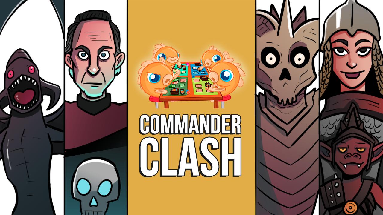 Image for Commander Clash: Alphabet Soup | S10 E18