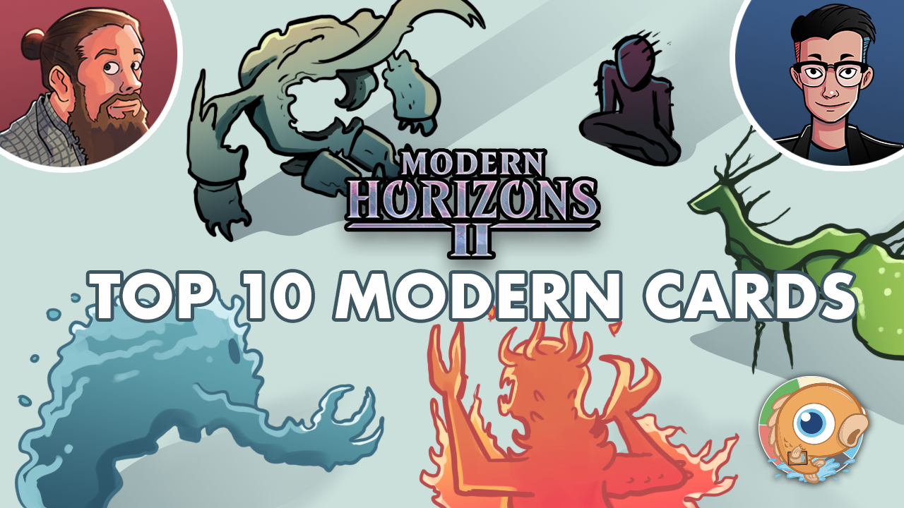 Image for Modern Horizons 2: Top 10 Modern Cards