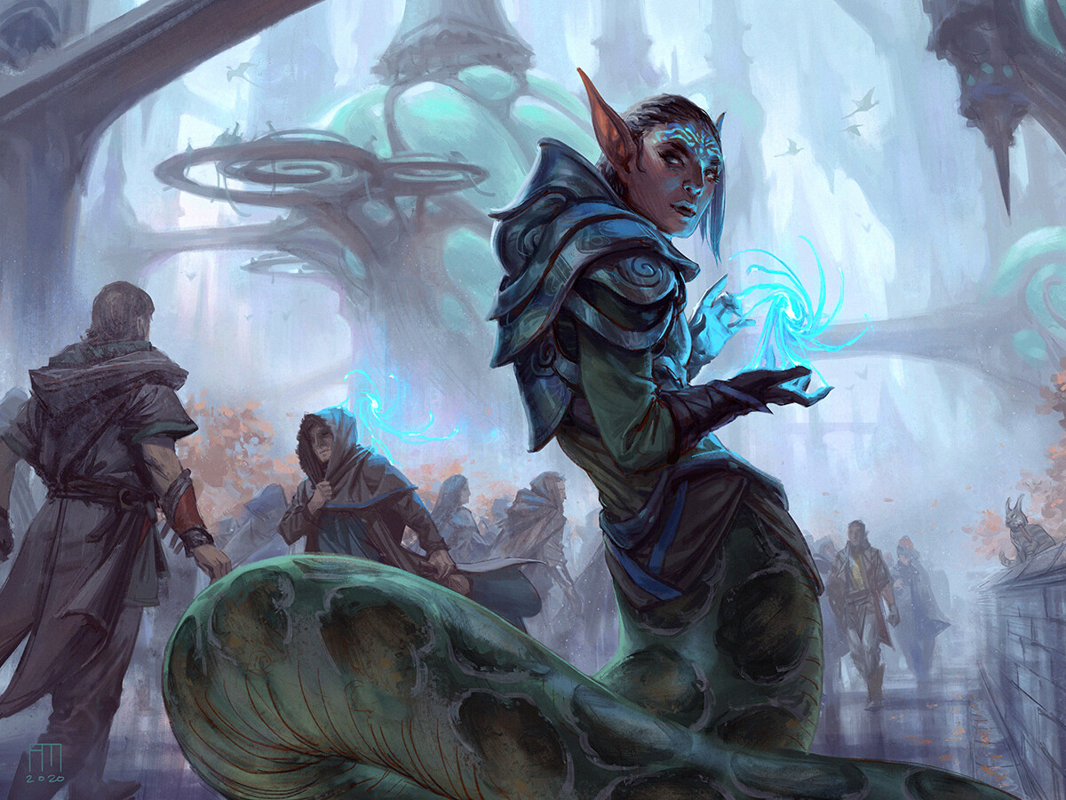 Image for Commander Review: Modern Horizons 2 | Part 3 | Green, Multicolor, Colorless, Lands