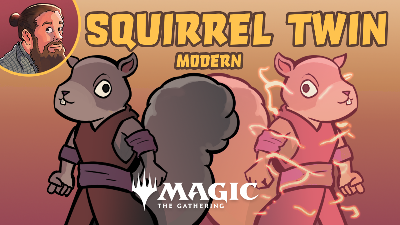 Image for Budget Magic: $90 Squirrel Twin (Modern)