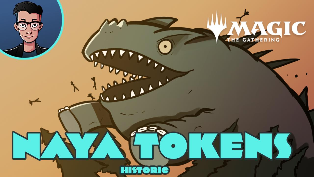 Image for Single Scoop: Naya Tokens (Historic, Magic Arena)