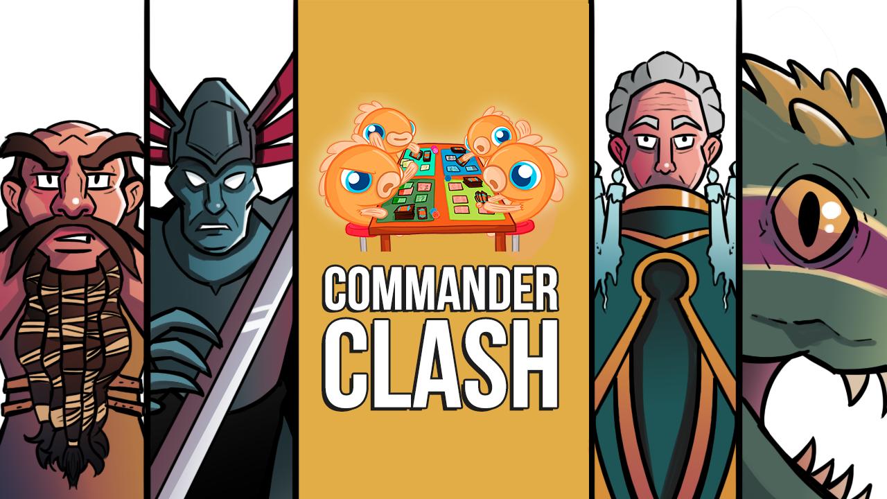 Image for Commander Clash: 1 Tix Decks | S10 E19