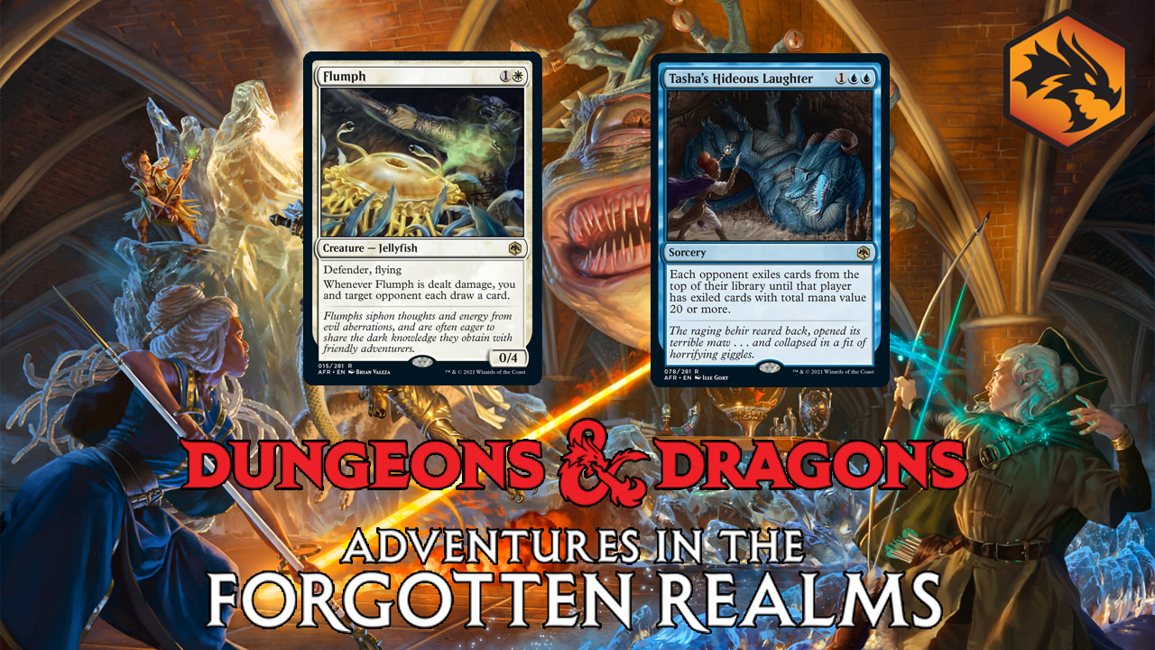 Image for Adventures in the Forgotten Realms Spoilers — June 11 | New Mill Rare!