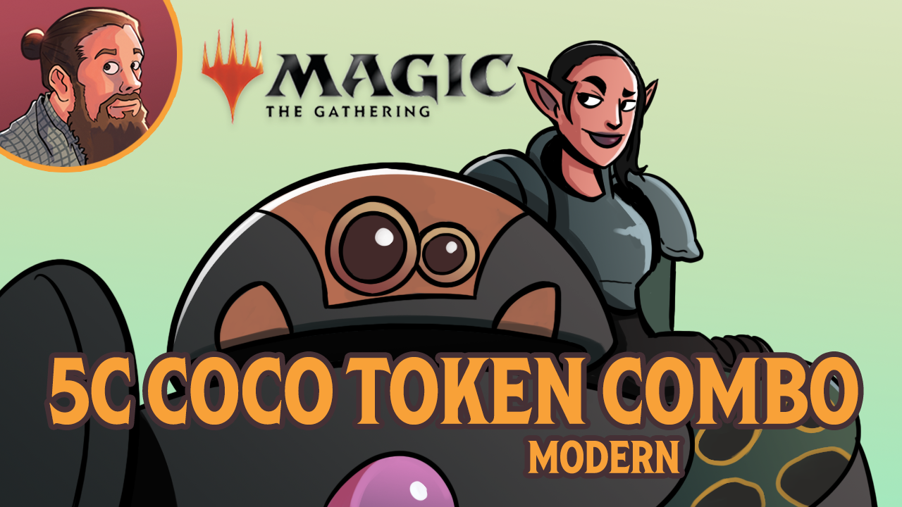 Image for Against the Odds: 5C CoCo Token Combo (Modern)