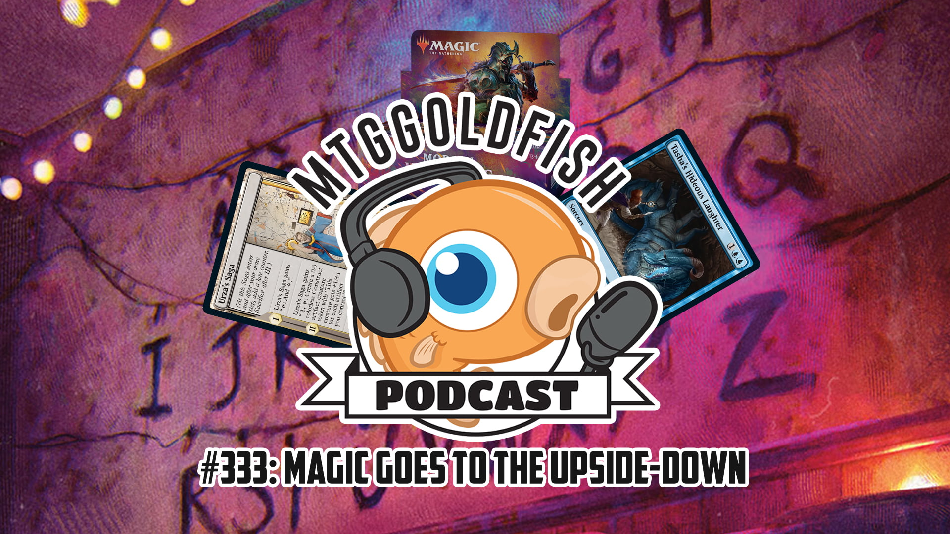 Image for Podcast 333: Magic Goes To the Upside Down (Stranger Things)