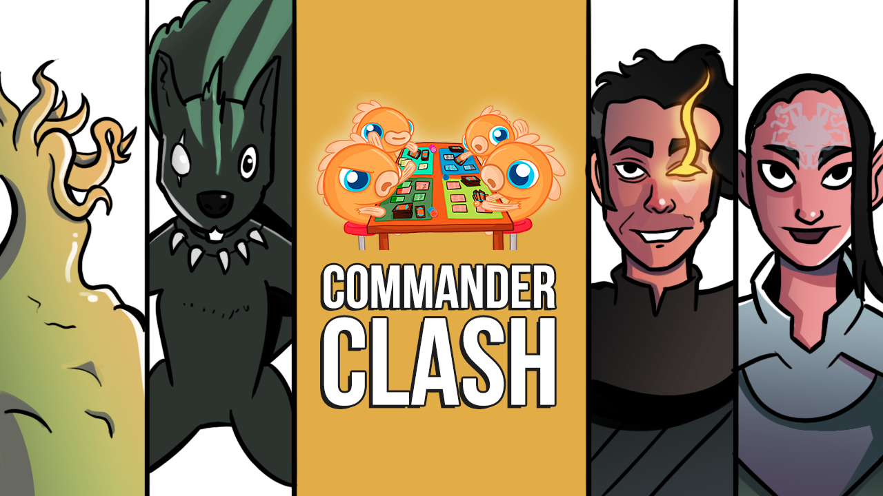 Image for Commander Clash: Modern Horizons 2 Commanders | S10 E20