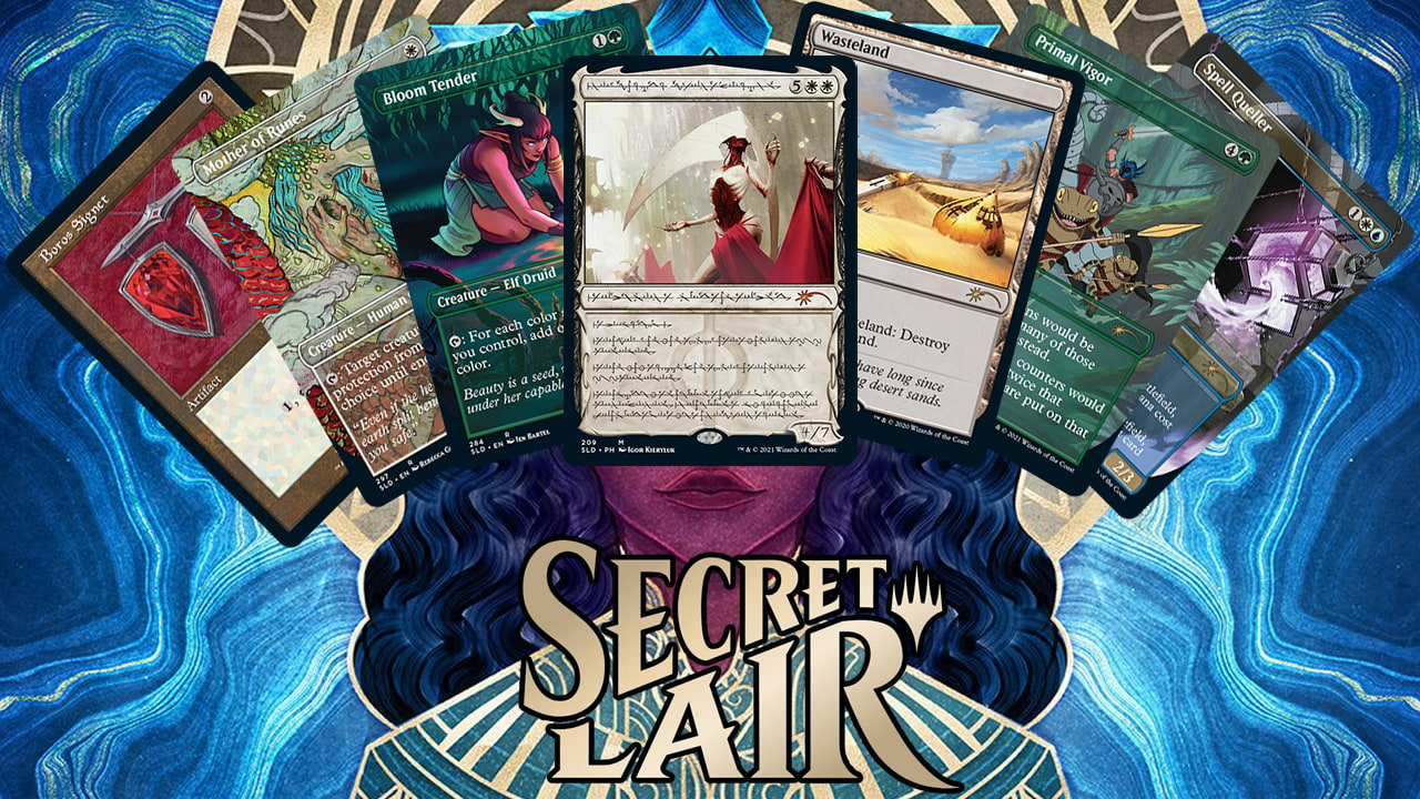 Image for Secret Lair Spoilers — All Natural, Totally Refreshing Superdrop