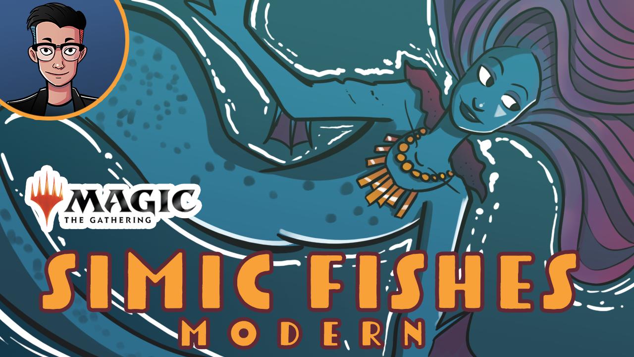 Image for Modern Mayhem: Simic Fish