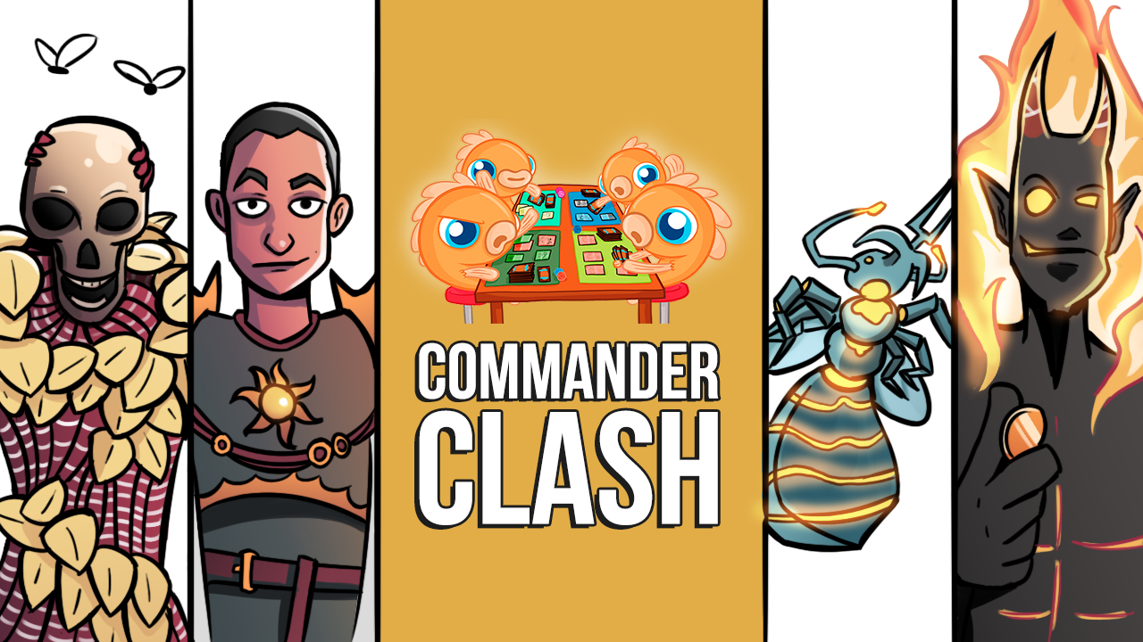 Image for Commander Clash: Even MORE Modern Horizons 2! | S10 E21