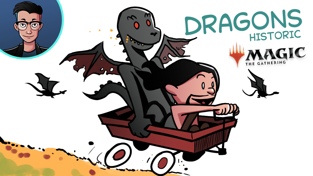 Image for Single Scoop: Dragons Go Brr (Historic, Magic Arena)