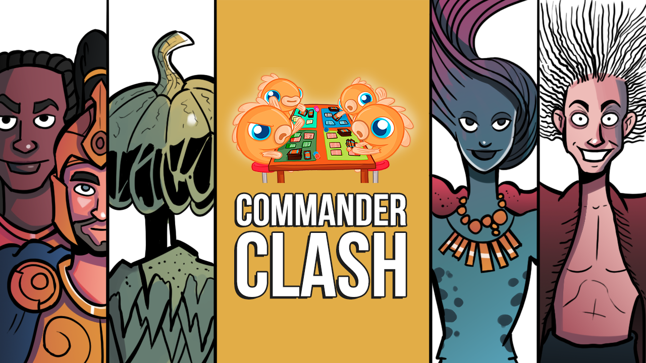 Image for Commander Clash: Anything Goes | S10 E22