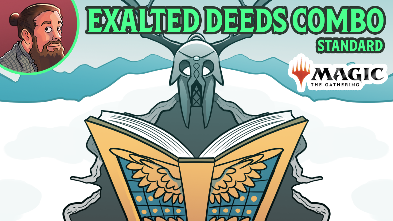 Image for Much Abrew: Exalted Deeds Combo (Standard)