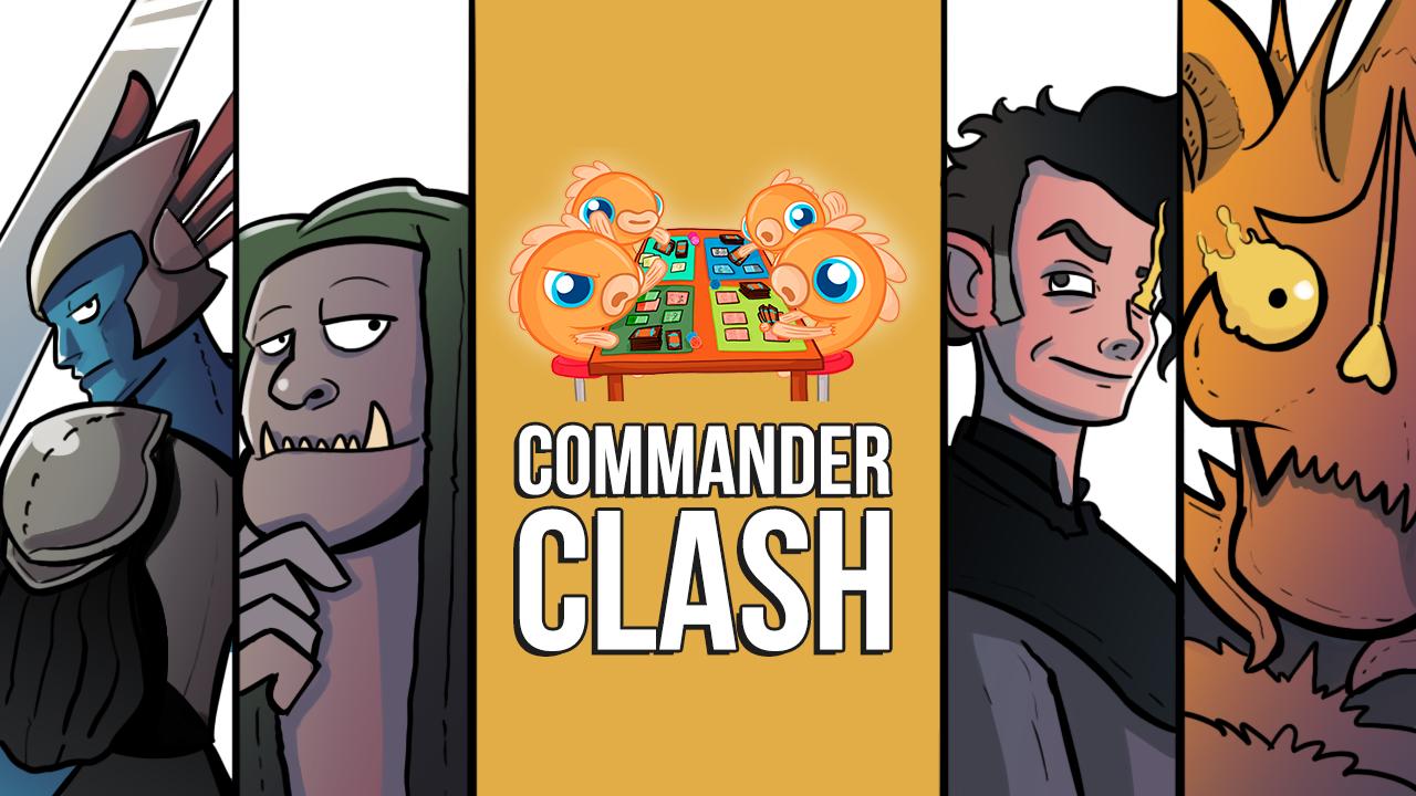 Image for Revenge Week | Commander Clash S10 E23