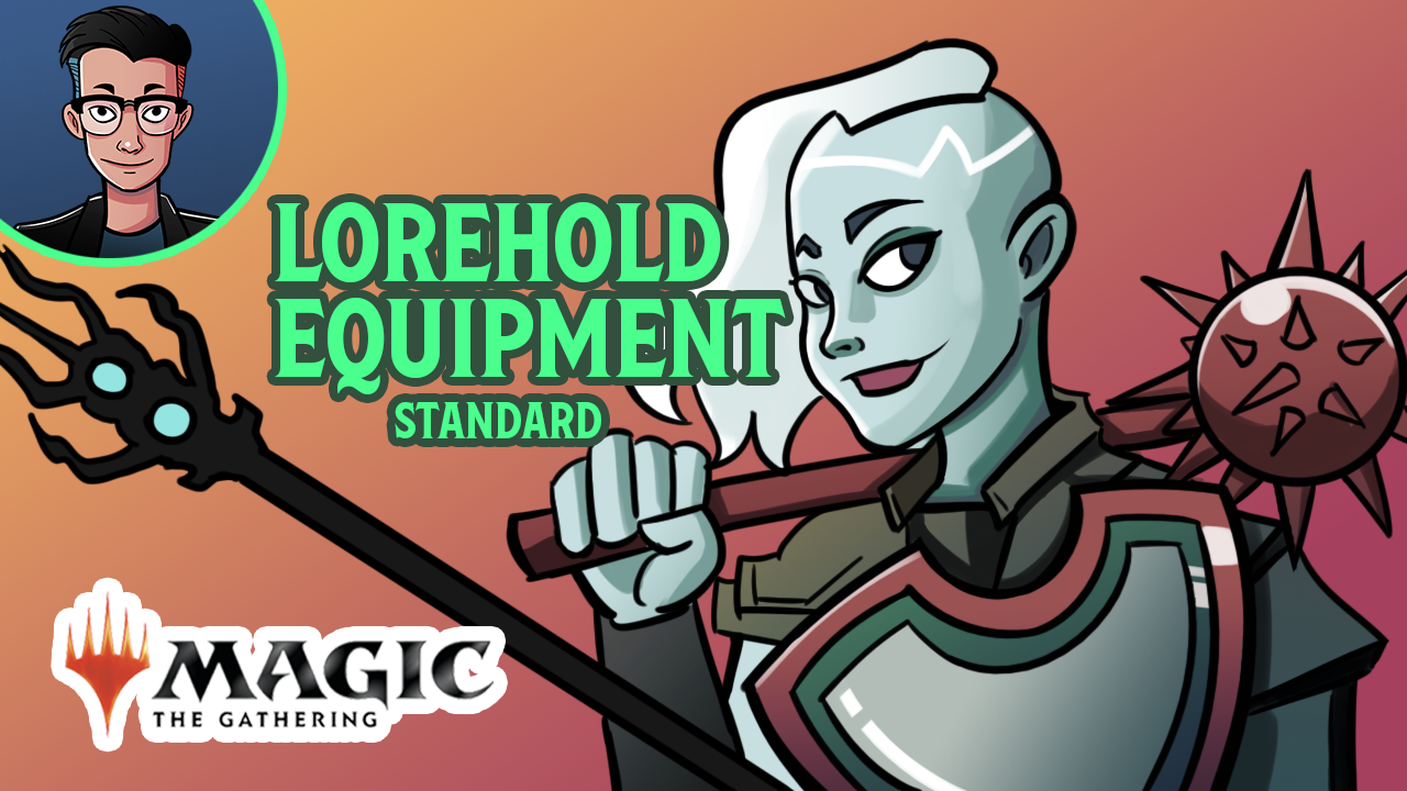 Image for Single Scoop: Lorehold Equipments (Standard, Magic Arena)