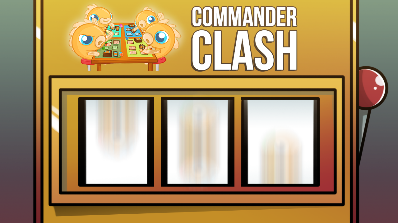 Image for Random Week   Commander Clash S10 E24