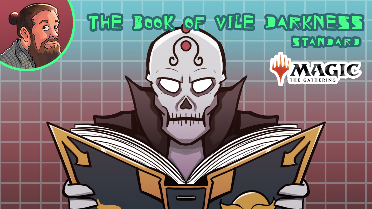Image for Against the Odds: The Book of Vile Darkness (Standard 2022)