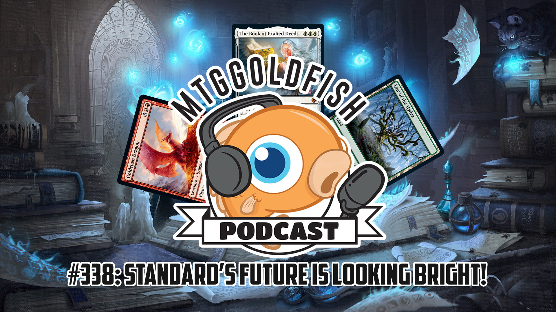 Image for Podcast 338: Standard's Future Is Looking Bright