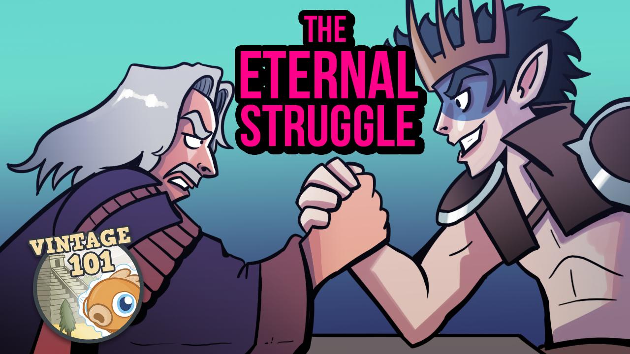 Image for Vintage 101: The Eternal Struggle