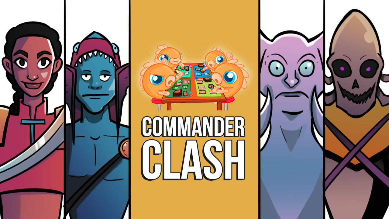 Image for Tomer Week | Commander Clash S10 E25