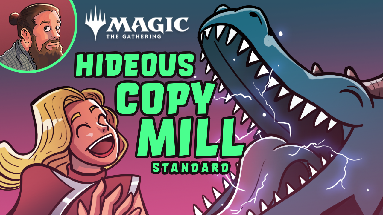 Image for Budget Magic: Hideous Copy Mill (Standard 2022)