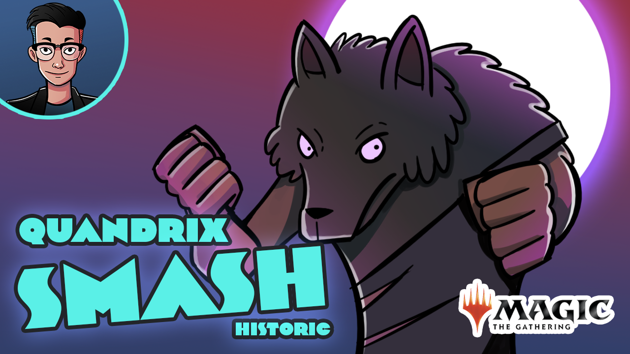 Image for Historic 101: Quandrix Smash