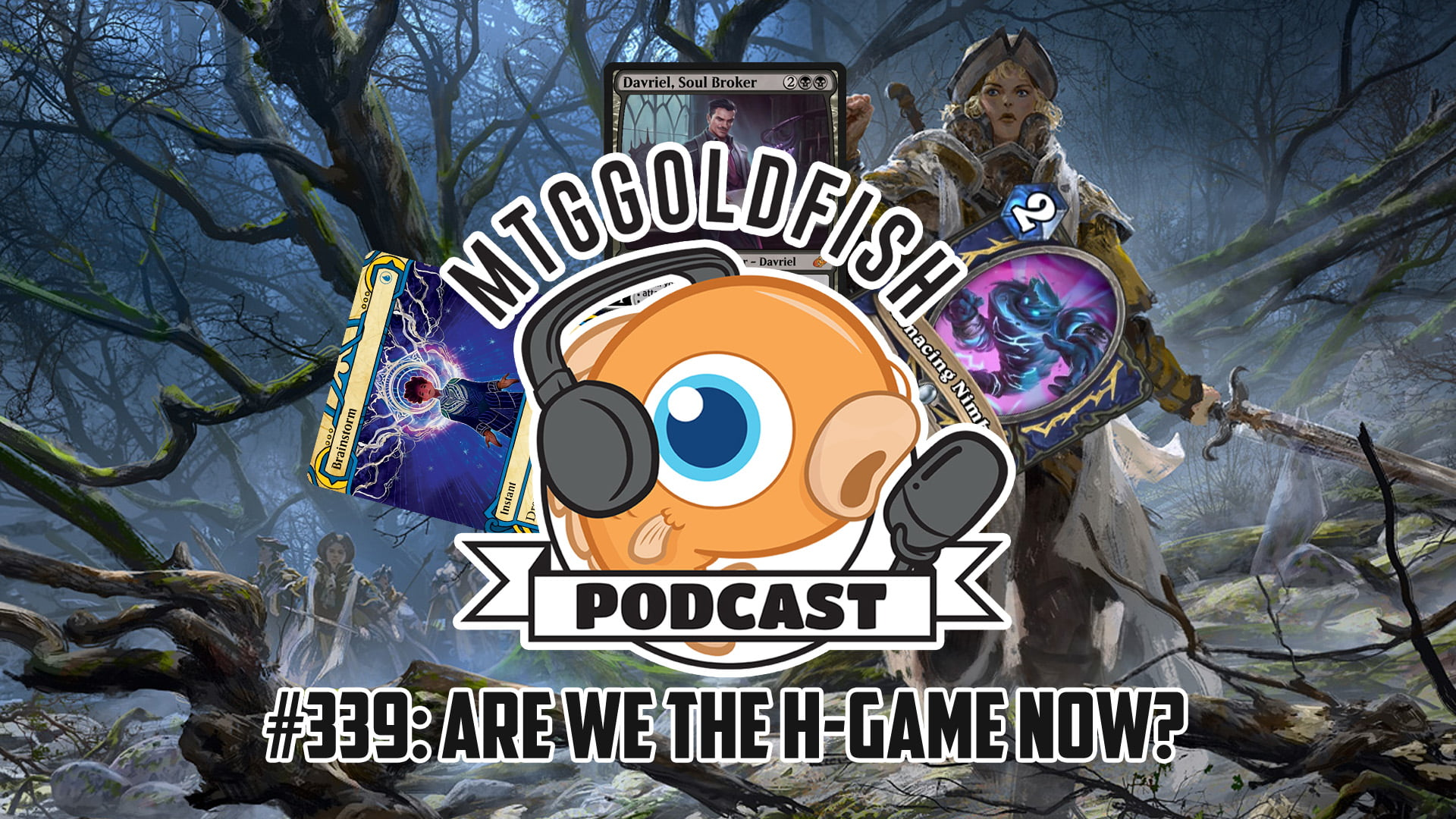 Image for Podcast 339: Are We The H-Game Now?
