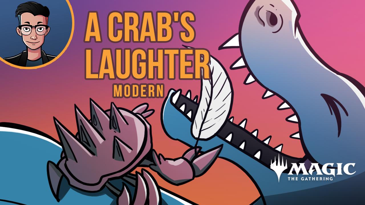 Image for Modern Mayhem: A Crab's Laughter