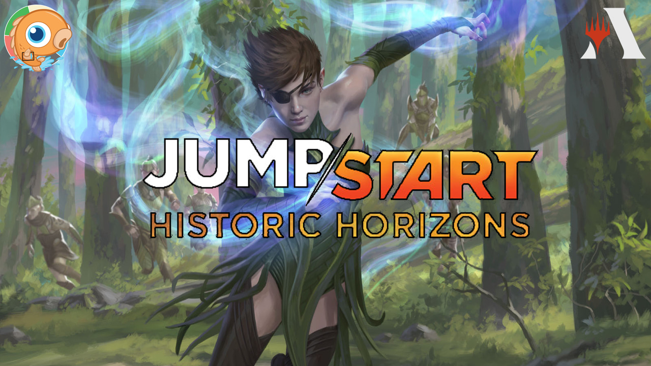 Image for How to Collect Jumpstart: Historic Horizons