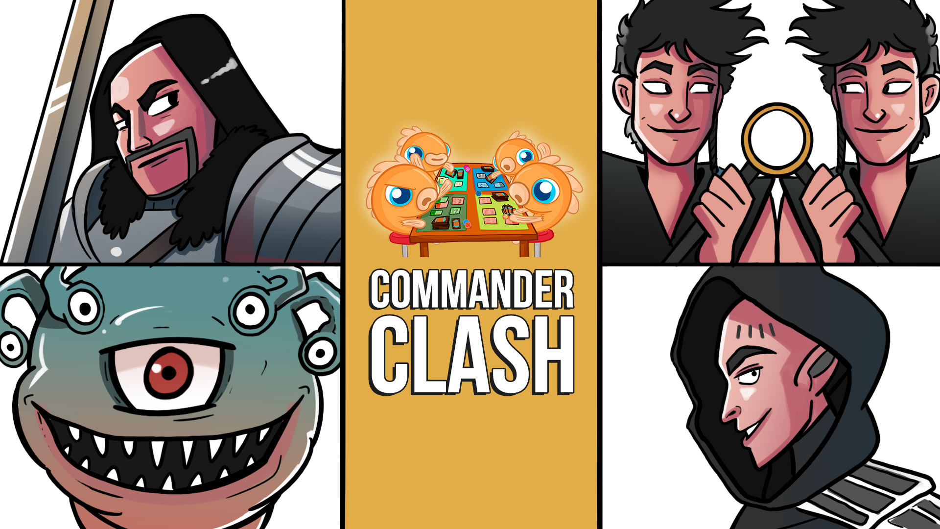 Image for Commander Clash S11 E1: Anything Goes
