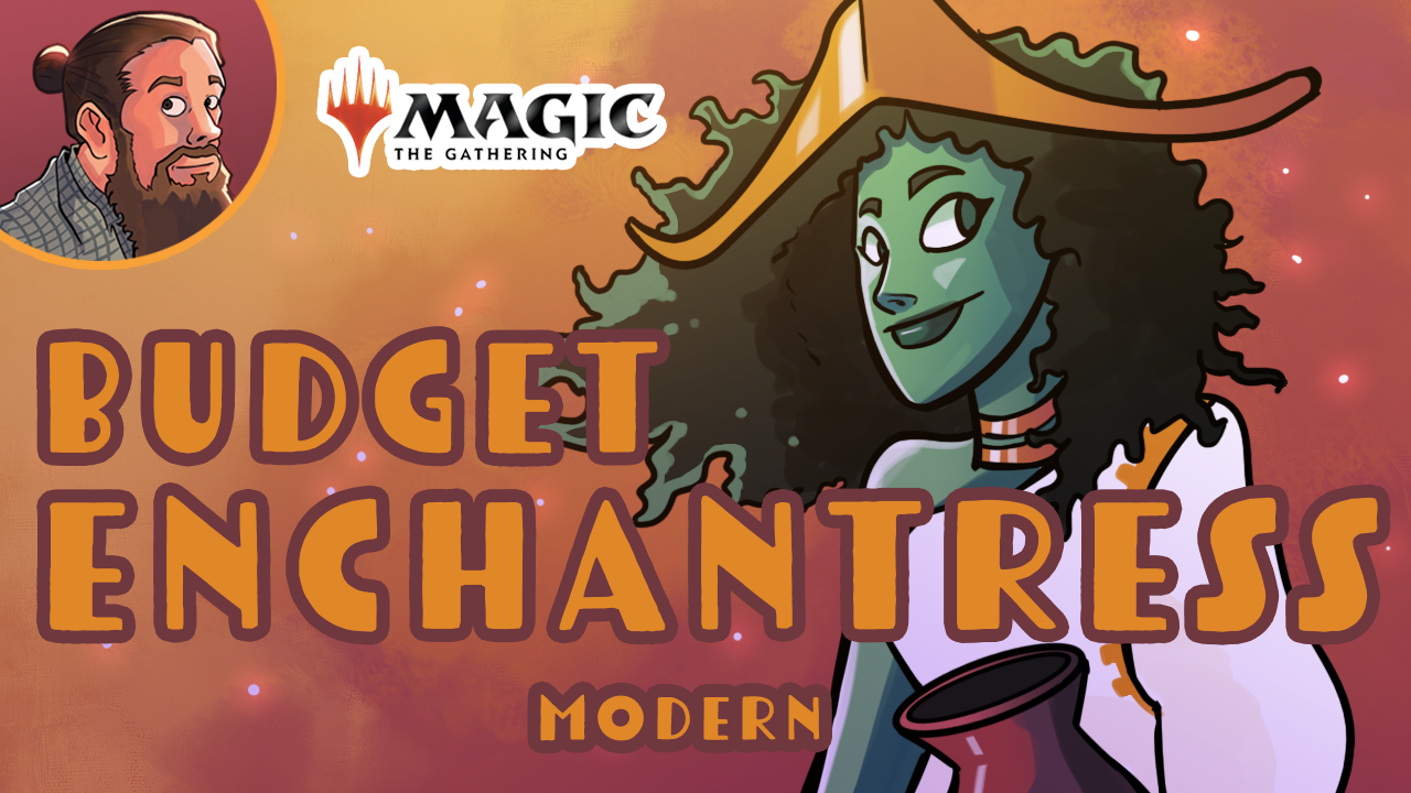 Image for Budget Magic: Enchantress (MH2 Modern)