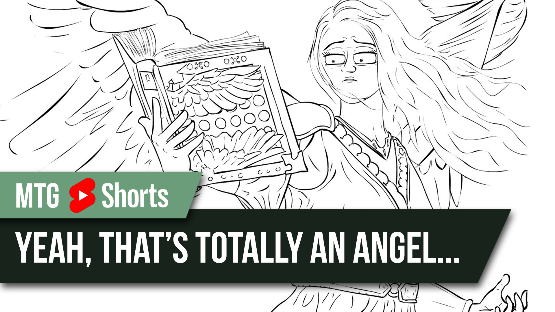 Image for Yeah, that's totally an Angel…