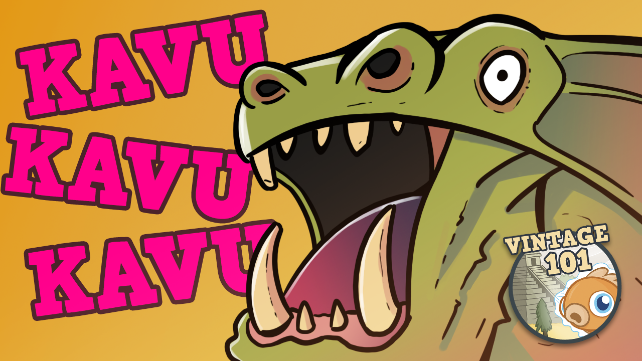 Image for Vintage 101: Kavu Kavu Kavu