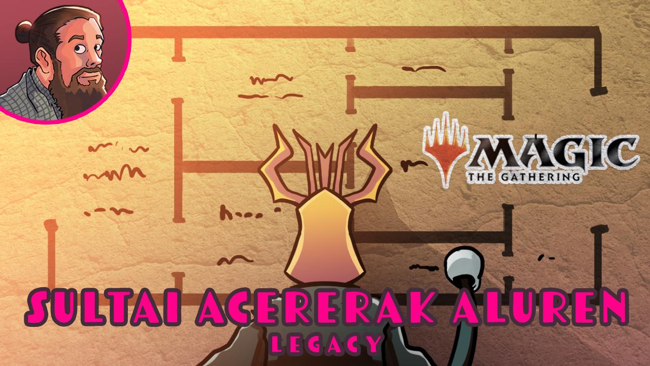 Image for Much Abrew: Sultai Acererak Aluren (Legacy)