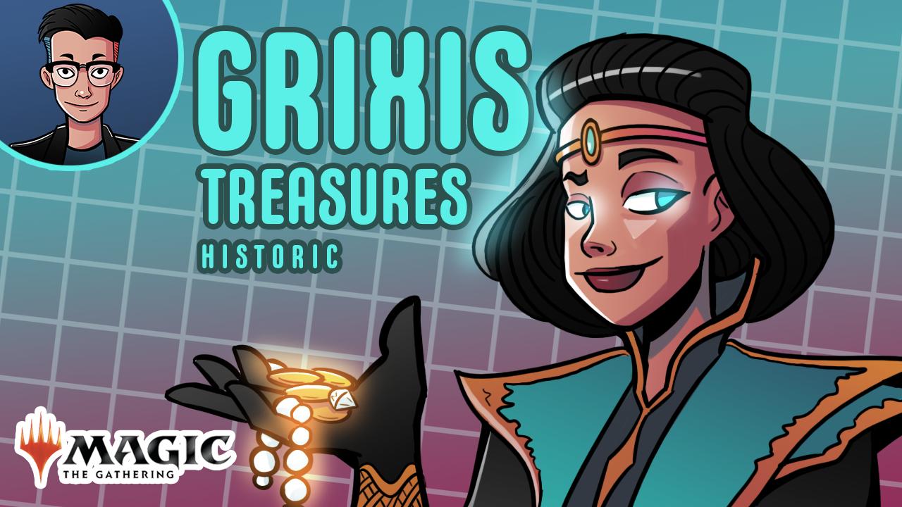 Image for Single Scoop: Marionette's Treasures (Historic, Magic Arena)