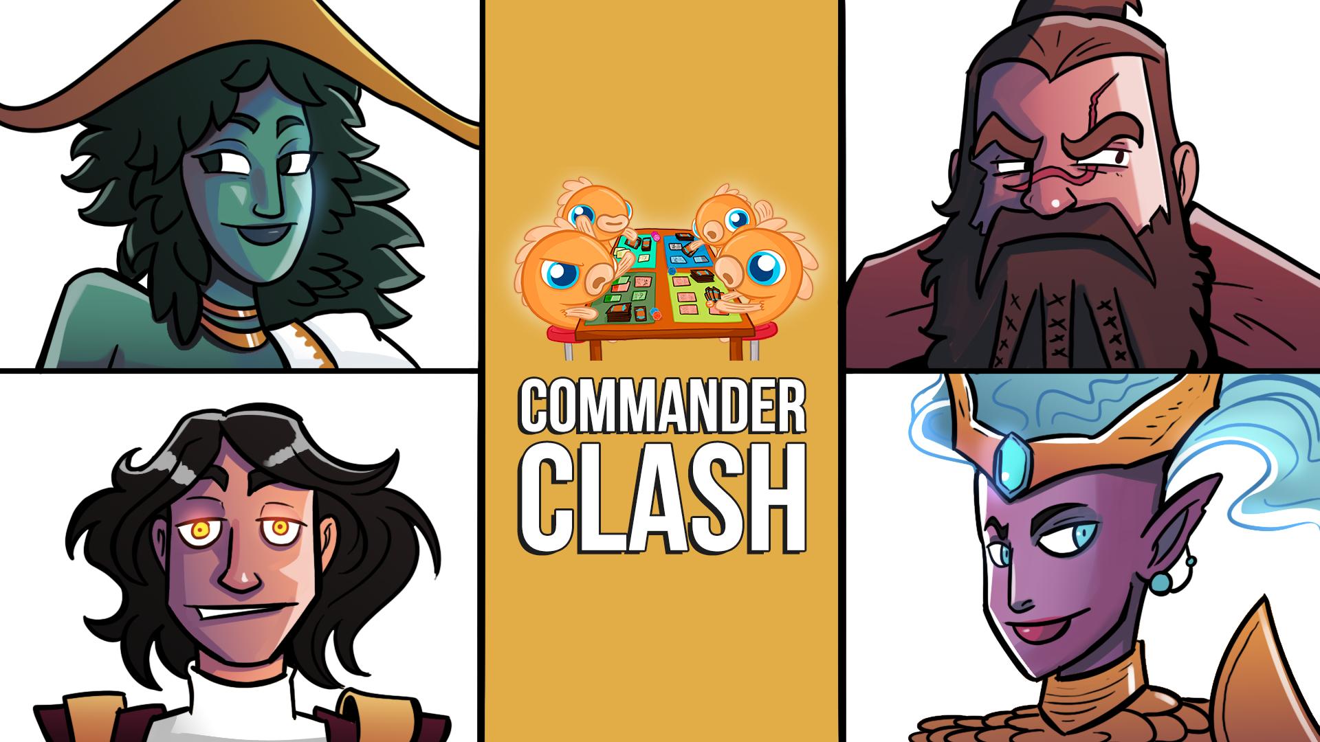 Image for Commander Clash S11 E2: Historic Brawl Commander