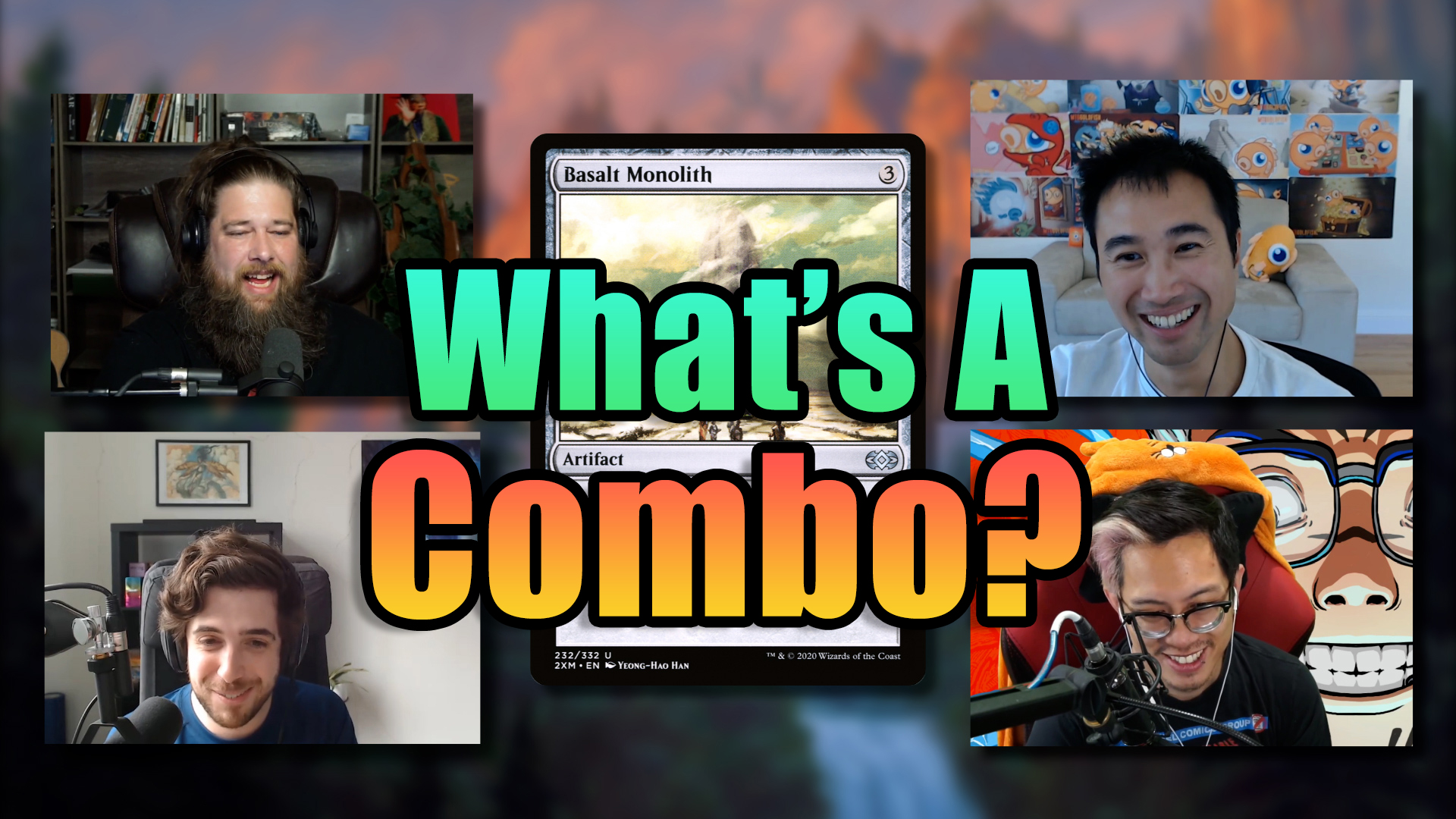 Image for Commander Clash Podcast 015: What's a Combo?