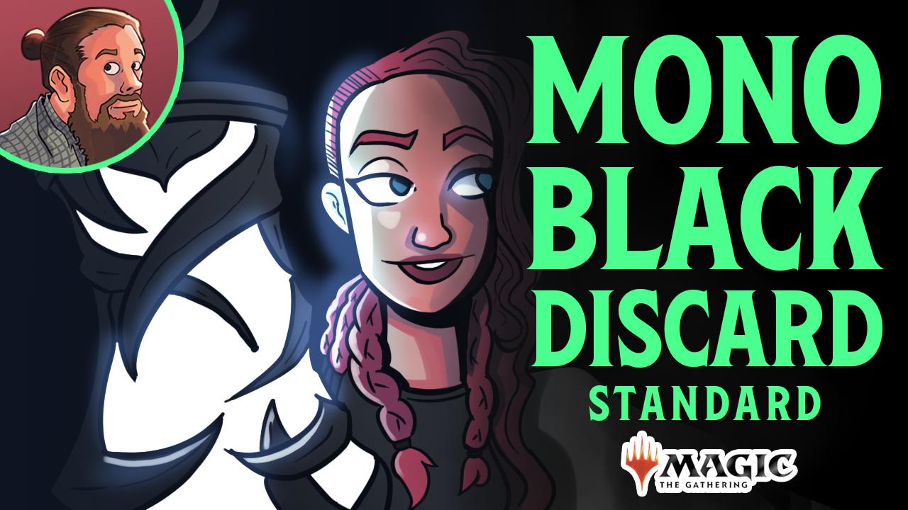 Image for Budget Magic: $35 Mono-Black Treasure Discard (Standard 2022)