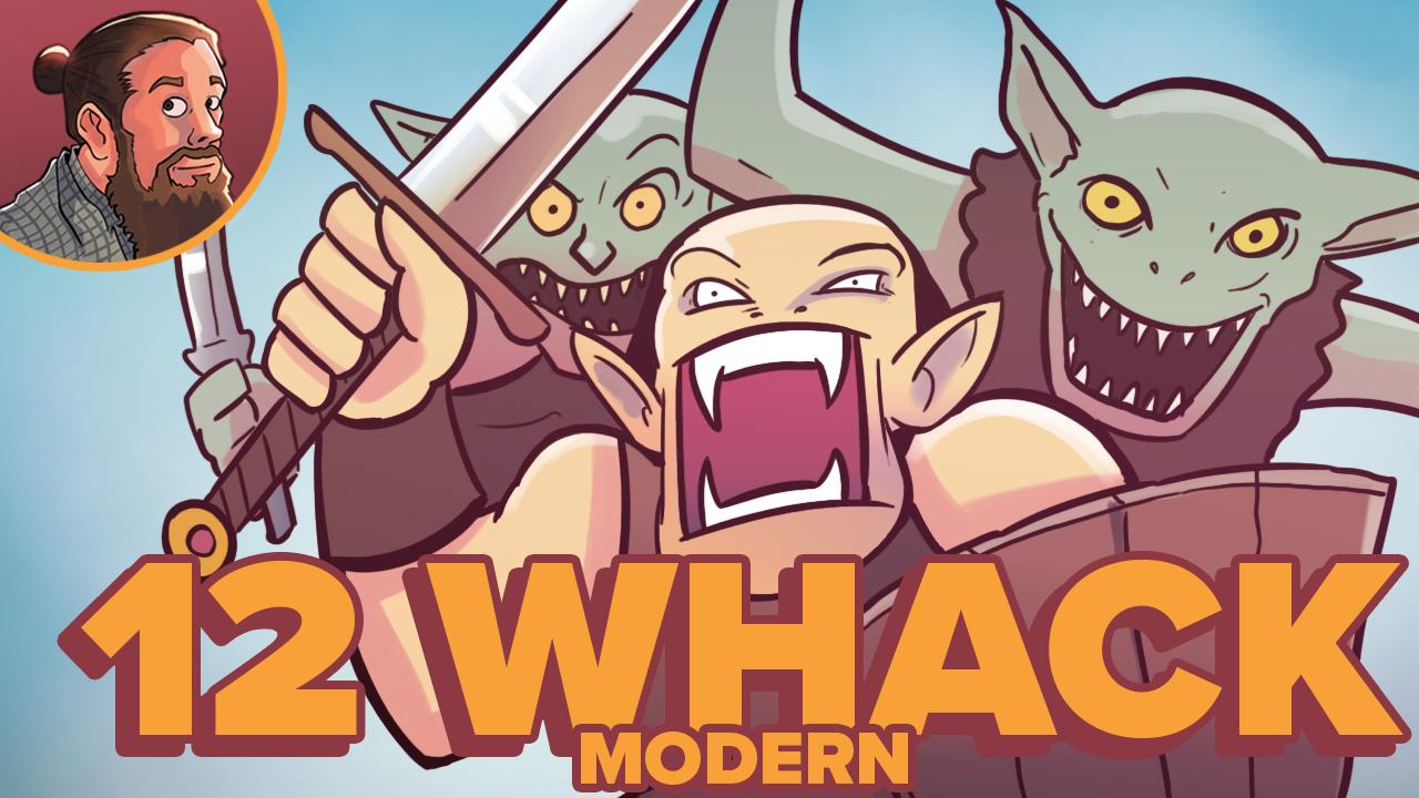 Image for Budget Magic: 12 Whack Goblins   $77   Modern