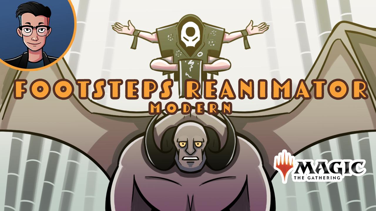 Image for Modern Mayhem: Footsteps Reanimator