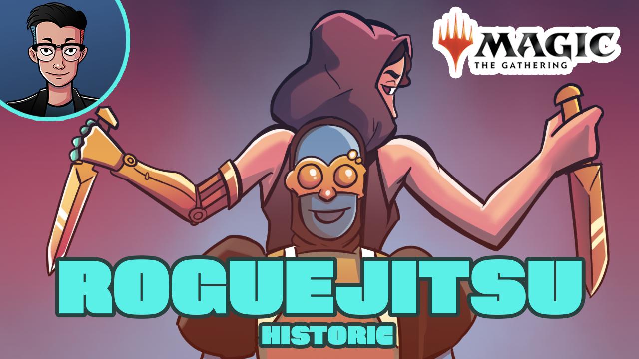 Image for Historic 101: RogueJitsu