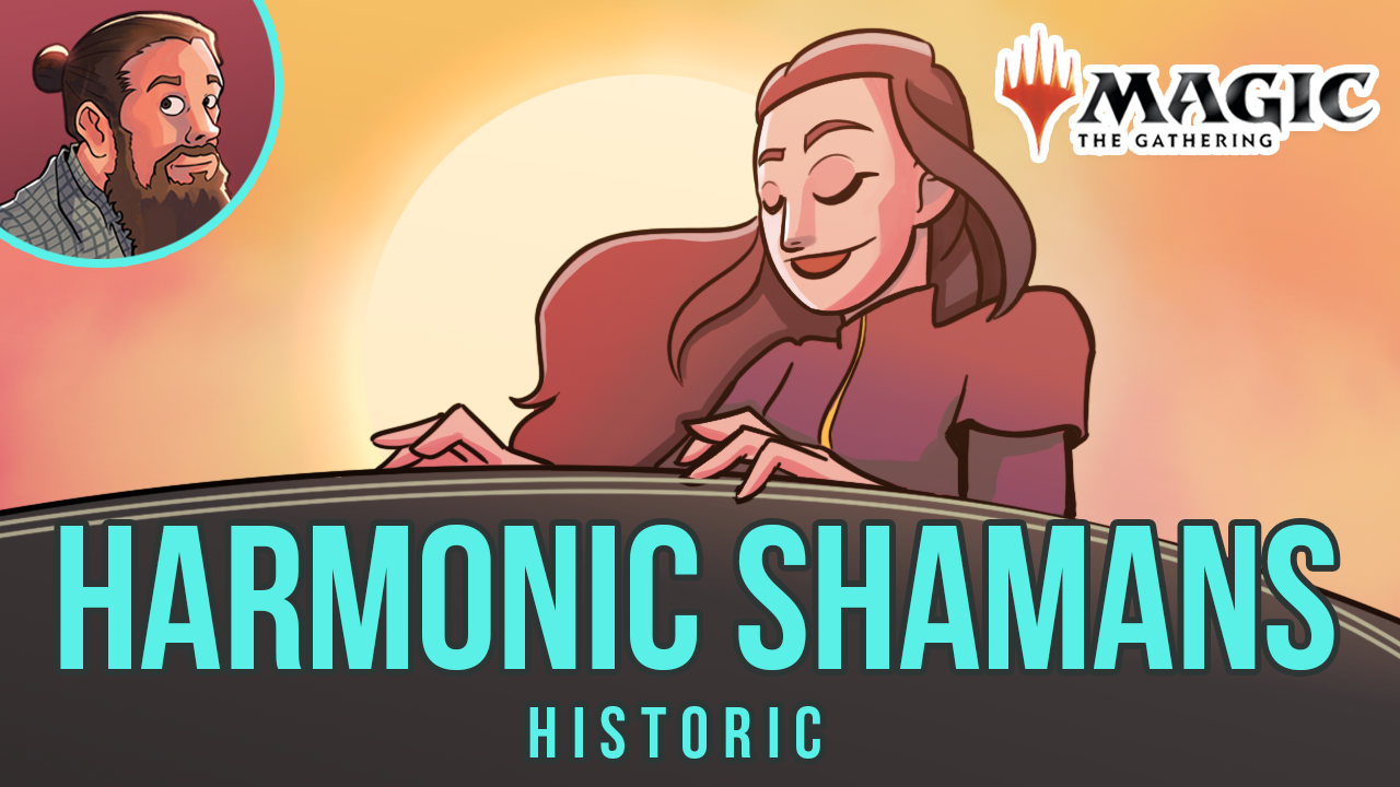 Image for Much Abrew: The Best Panharmonicon-ish Deck? Harmonic Prodigy Shaman (Historic)