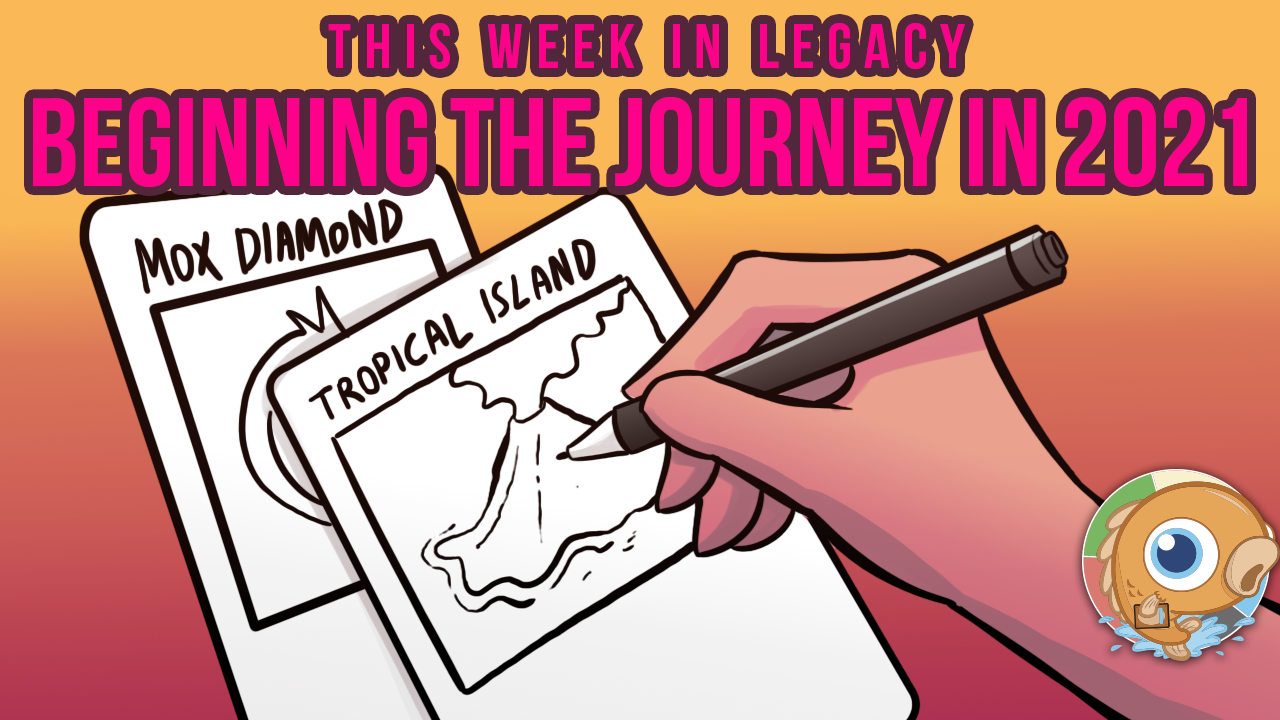 Image for This Week in Legacy: Beginning the Journey in 2021
