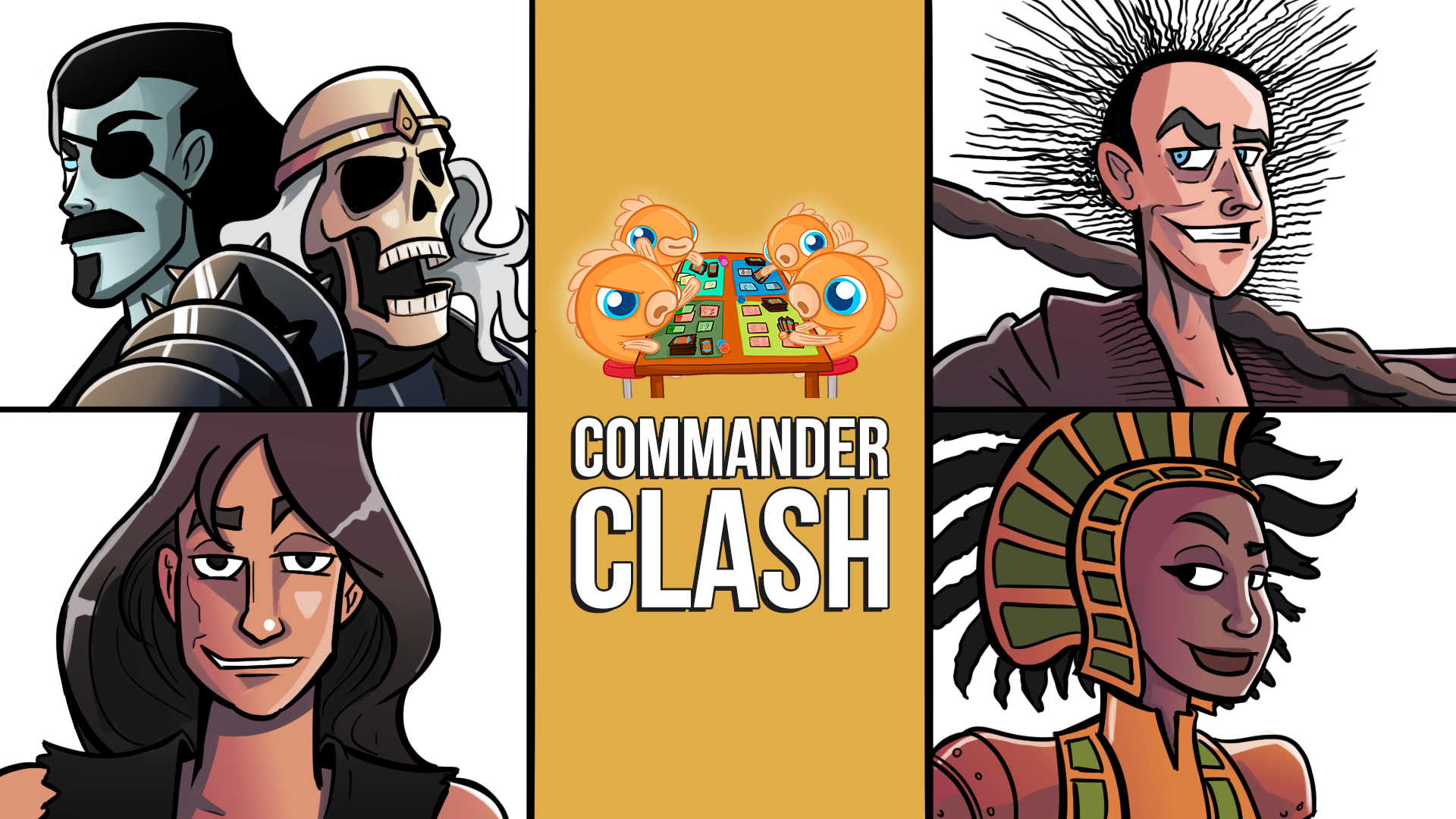 Image for Commander Clash S11 E4: Viewer-Submitted Decks