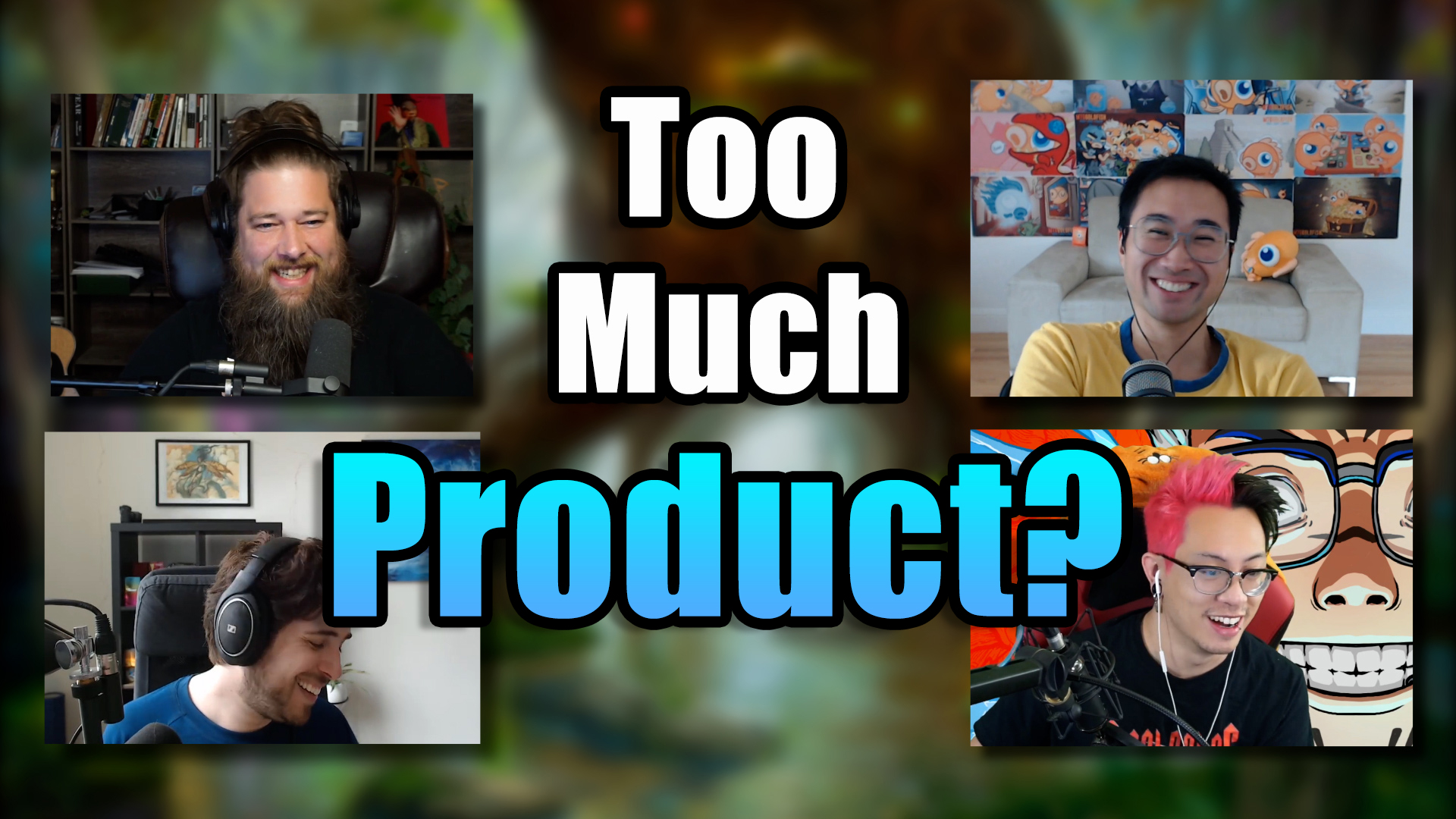 Image for Commander Clash Podcast 016: Are There Too Many Commander Products?