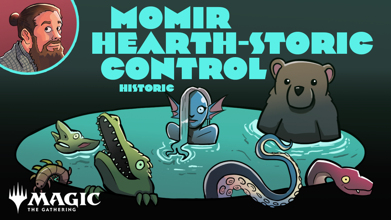 Image for Against the Odds: Momir Hearth-storic Control (Historic)