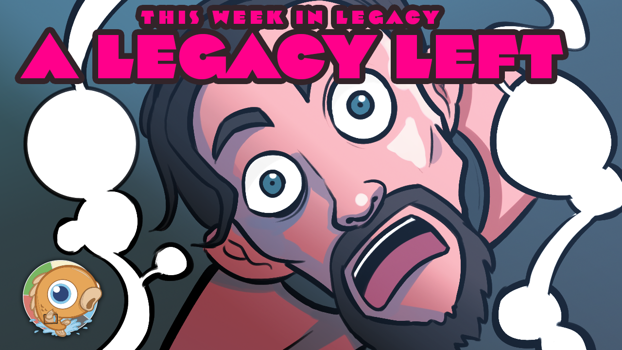 Image for This Week in Legacy: A Legacy Left
