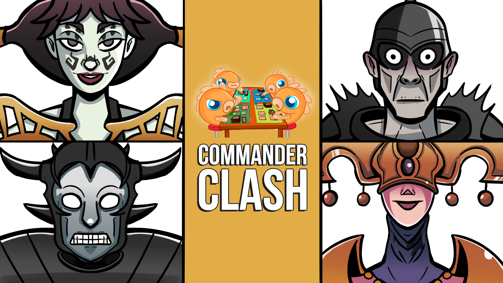 Image for Commander Clash S11 E4: What Could Possibly Go Wrong?
